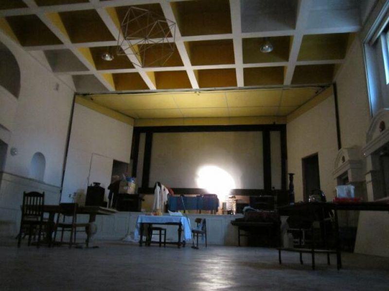 alter Kinosaal